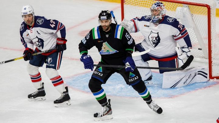 До свидания, Уфа: «Салават Юлаев» завершил первую домашнюю серию