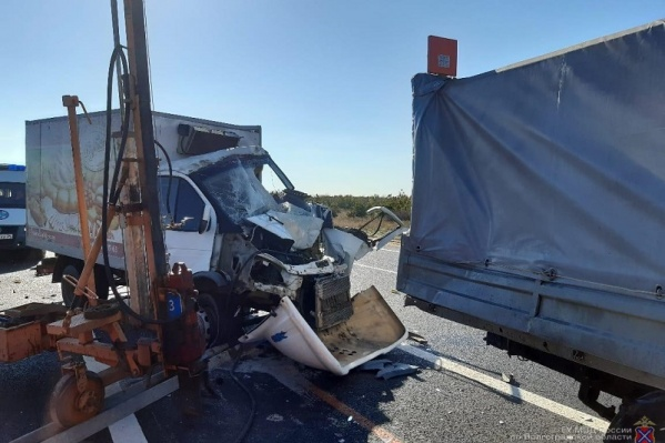 Смертельная авария случилась в Иловлинском районе