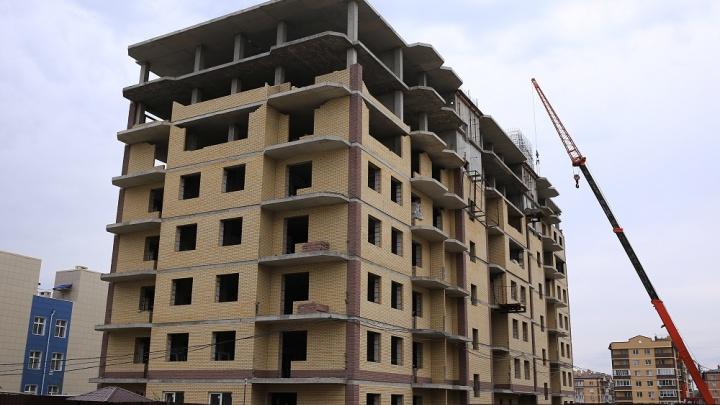 В Ростове достроят еще три дома ЖК «Европейский»
