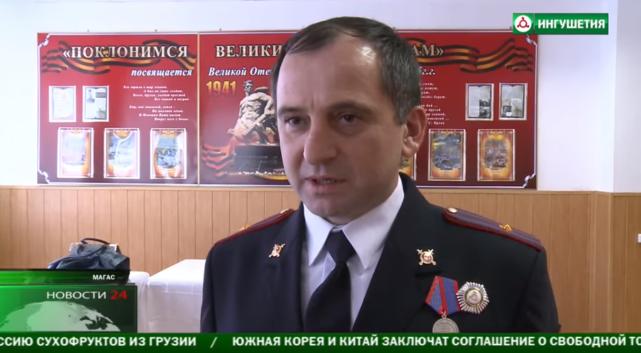 Свердловский облсуд оставил в колонииэкс-начальника центра «Э» Ингушетии, осужденного за пытки