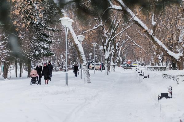 В ближайшие годы в Орджоникидзевском районе станет больше мест для прогулок