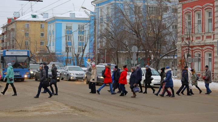 Красноярец составил топ-5 школ, около которых чаще всего сбивают пешеходов