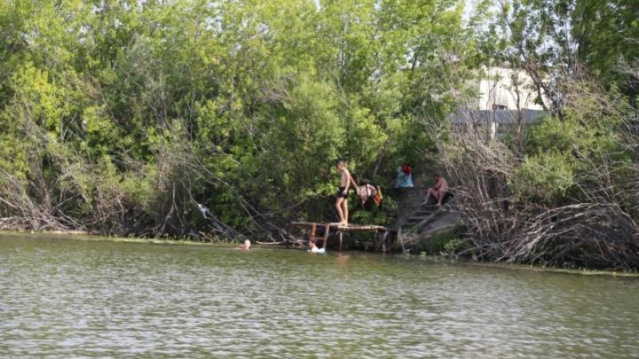 В Шадринском районе утонул 15-летний юноша