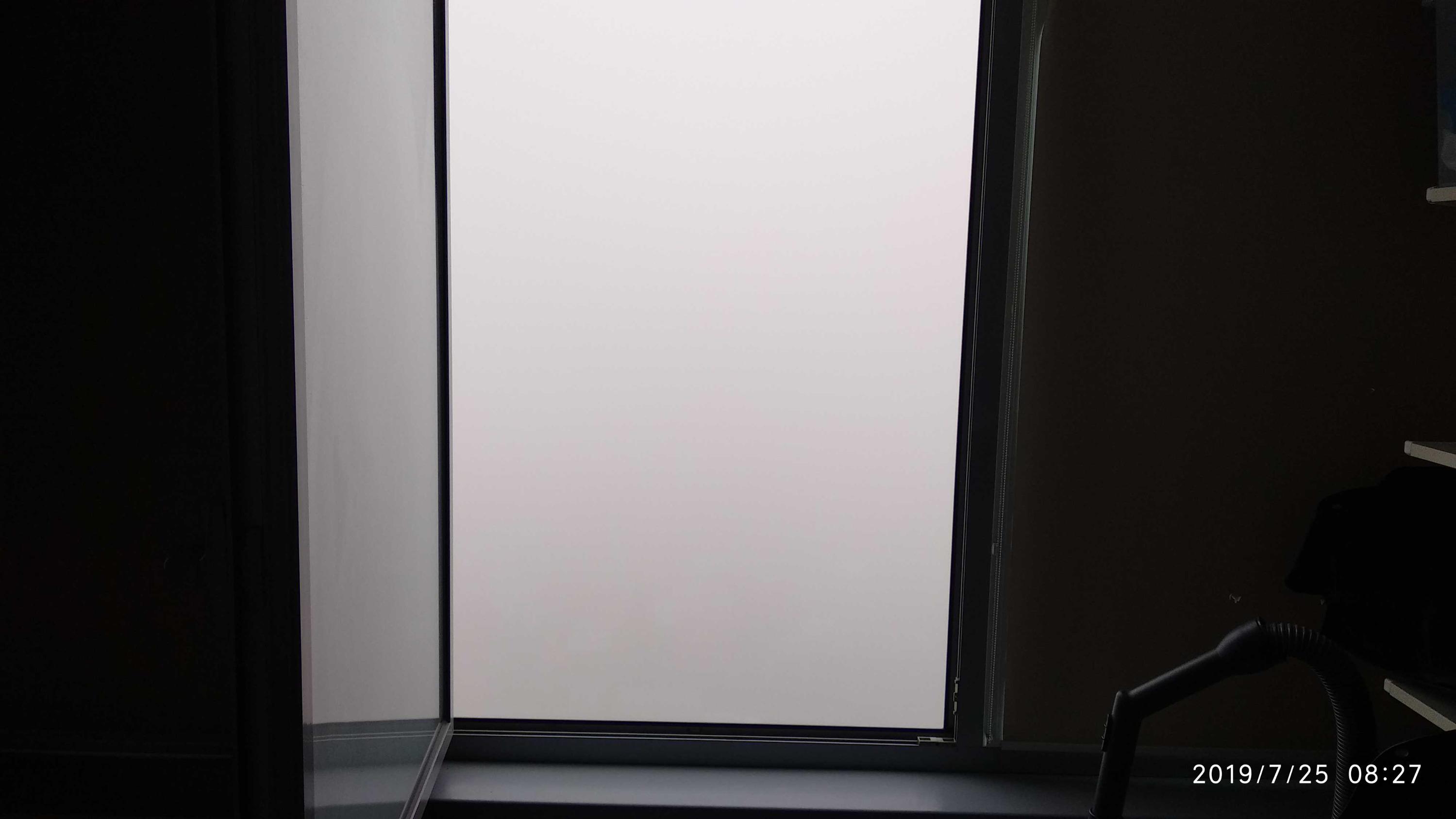 Вид из окна в 08:30 с 13-го этажа. «Напоминает The Mist Стивена Кинга», — пишет в редакцию читательница Надежда