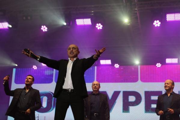 В прошлом году на Дне города выступал Хор Турецкого