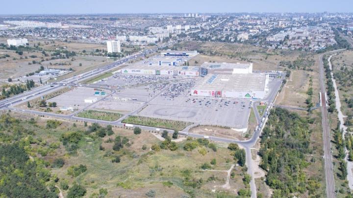 В Волгограде эвакуировали ТРЦ «Акварель»