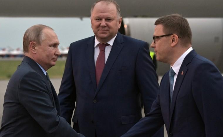 Владимир Путин и Алексей Текслер открыли в Магнитогорске аглофабрику и закрыли надежды в Челябинске, связанные с саммитами
