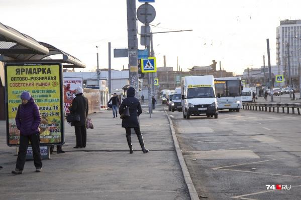 Жители Челябинска три года просят вернуть автобусный маршрут № 71
