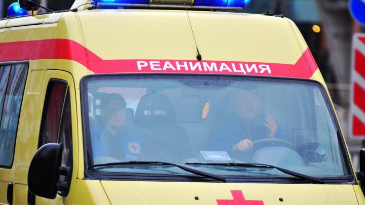 На ревдинском заводе УГМК рухнула стена