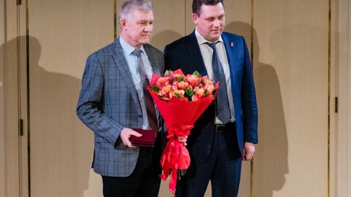 Ученому из Перми вручили президентскую награду за разработку модели для Гидрометцентра