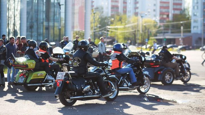 В Ярославле байкеры перекроют улицы: ищите пути объезда