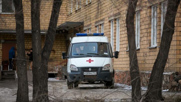 Женщина выпала из окна 9-этажки на Волгоградской
