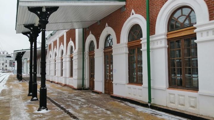 Автобусы на Пермь I пустят только с января 2020 года