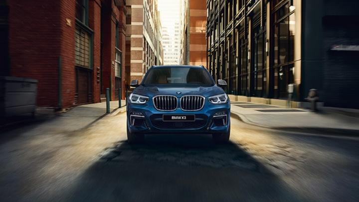 «BMW ЭлитАвто Сибирь» приглашает сибиряков на презентацию нового BMW X3