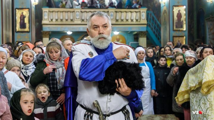 «Икону встретим впервые»: военных со всей Волгоградской области повезут в храм на Мамаевом кургане