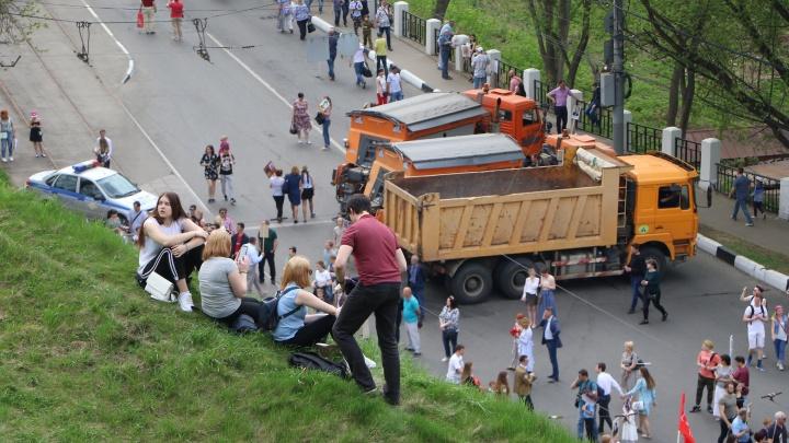 В Нижнем Новгороде изменится движение транспорта из-за празднования Дня России