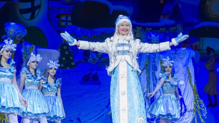 Главная елка Новосибирска пройдет в концертном зале Каца