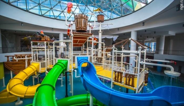 Инвесторы отложили идею строительства презентованного мэром аквапарка
