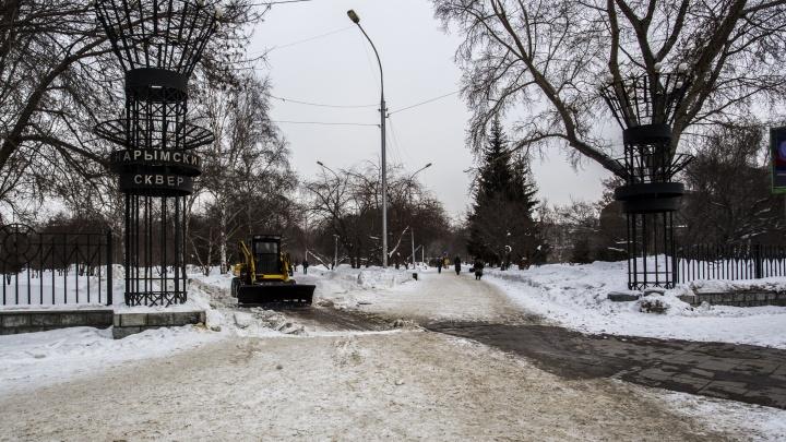 Следователи раскрыли убийство в Нарымском сквере
