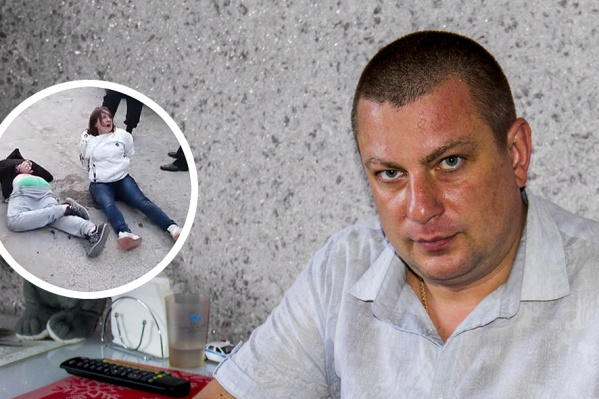 Из-за драки Антона Заблотского вместе с женой на несколько часов задержала полиция