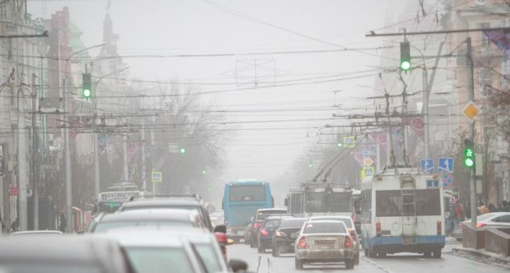 Нулевая видимость: в ближайшие часы на Ростов опустится сильный туман