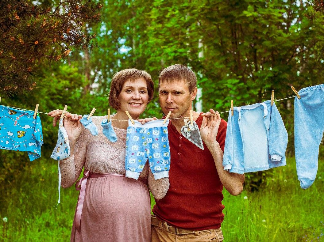 Ольга и ее муж Аркадий
