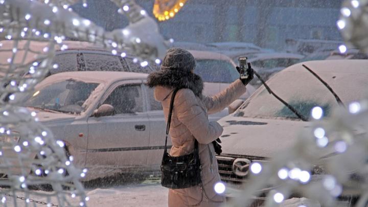 К середине недели значительно потеплеет: синоптики рассказали о погоде в Башкирии на 5 декабря