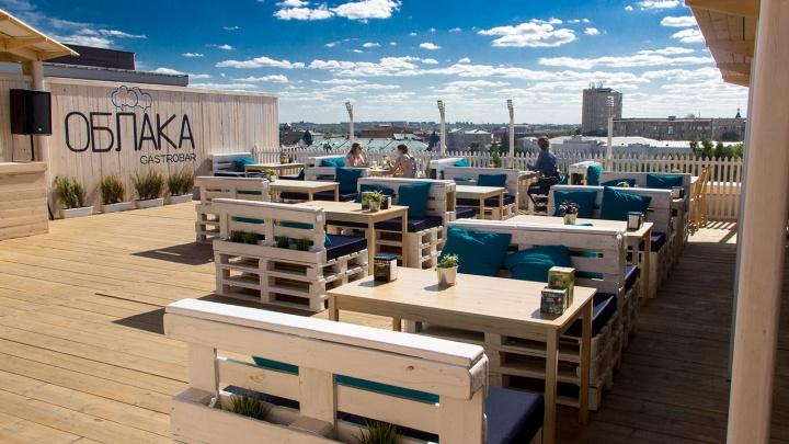Ужин с видом на облака: топ-10 кафе и ресторанов Омска под открытым небом