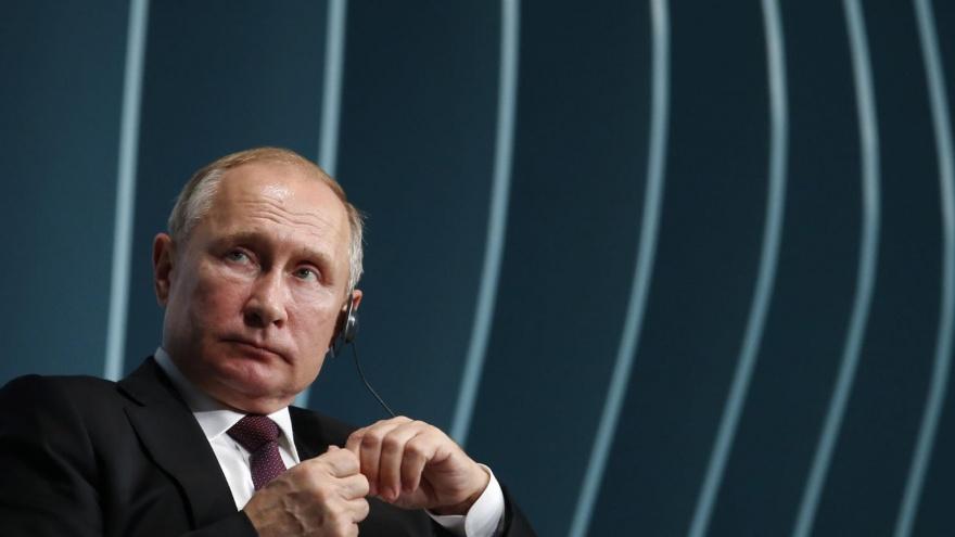 Путин рассказал, под каким девизом пройдут международные форумы в Челябинске в дни саммита БРИКС