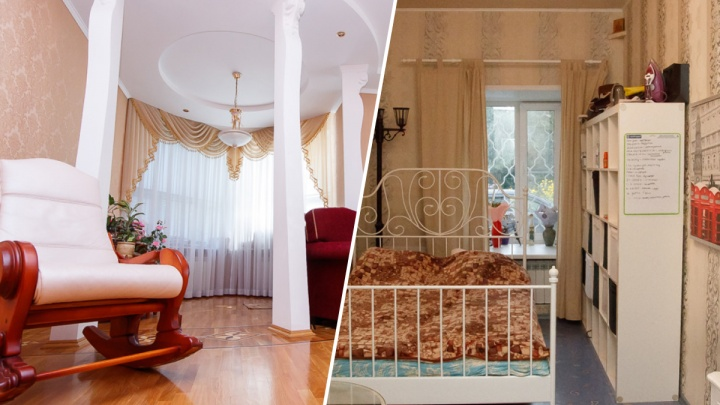 С мансардами, колоннами и лестницами: рассматриваем 5 дорогих квартир с нестандартной планировкой