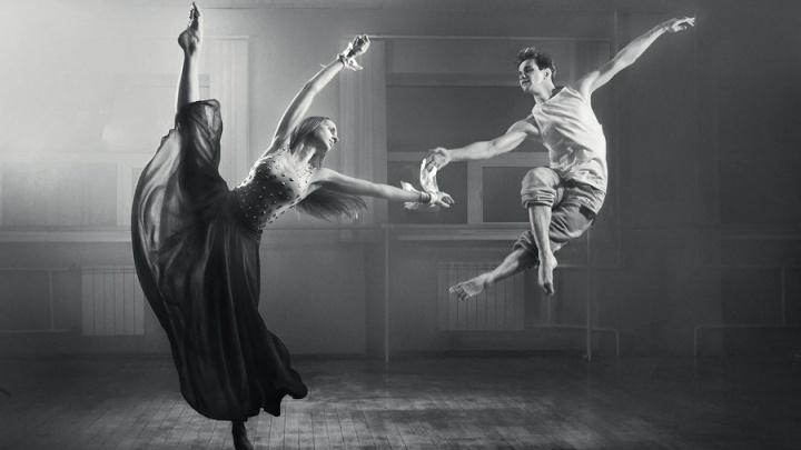 Новосибирский фотограф получил золотую медаль за фото танцоров