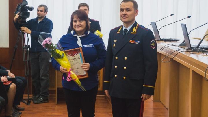 Ищут пропавших людей и ловят преступников: красноярские волонтёры получили награды от полицейских