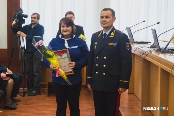 Руководитель организации Оксана Василишина