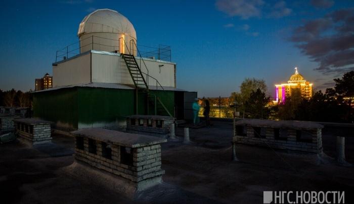 Сатурн становится ярче в небе над Новосибирском: планета входит в противостояние с Солнцем