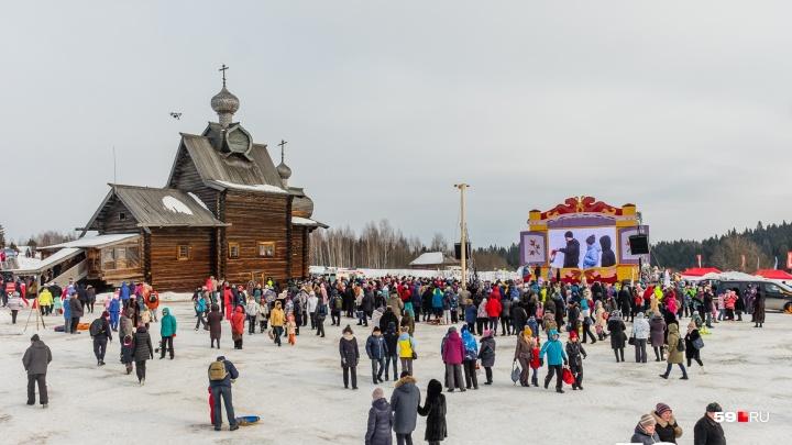 Ряжение и народные игры в снегу: в начале марта в Хохловке пройдет Масленая неделя