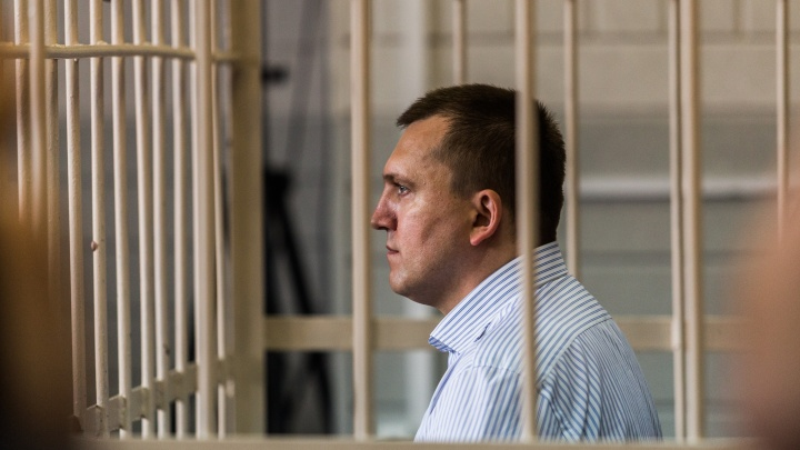 Судный день: Анатолий Радченко отказался слушать обвинительный приговор