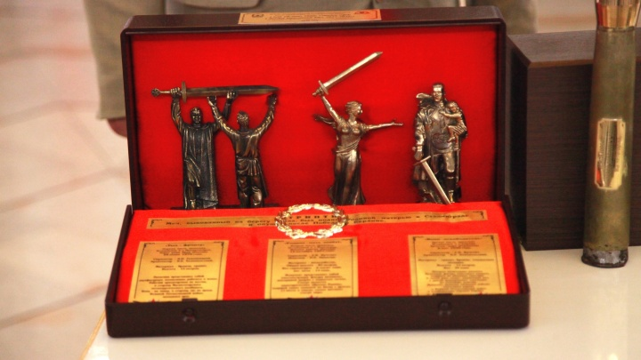 От тыла — фронту, от фронта — Победа: «Маршрут памяти» сделал символичный подарок Волгограду