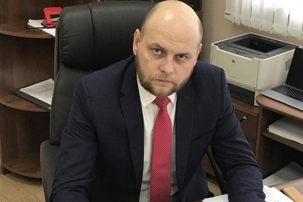 Евгений Жвакин — новый глава департамента горхозяйства