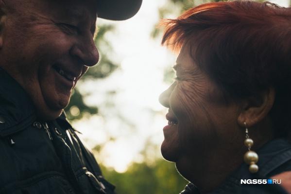 59 лет совместной жизни — это сильно