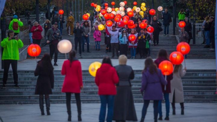 Екатеринбуржцы, которые пытаются победить рак, устроят шествие в центре города