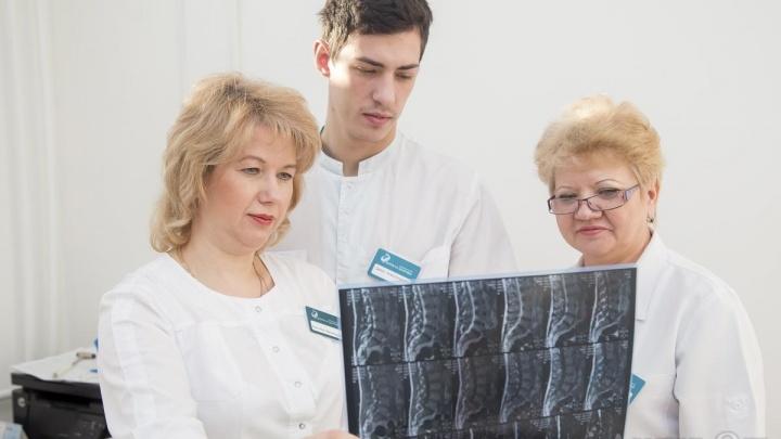 В Красноярске научились успешно удалять грыжи позвоночника без операции
