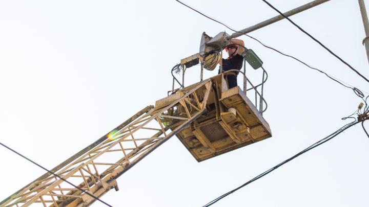 Сотни домов в Ростове останутся без света на следующей неделе