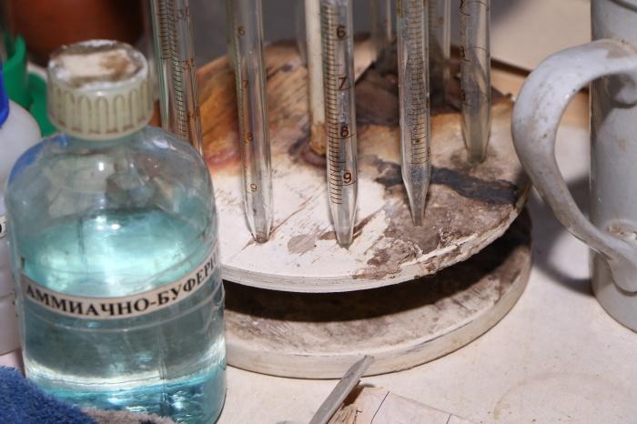 Анализы опять показывают, что в волжской воде появились нефтепродукты