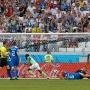 Матч Нигерия — Исландия в Волгограде: нигерийцы отмечают фееричную победу