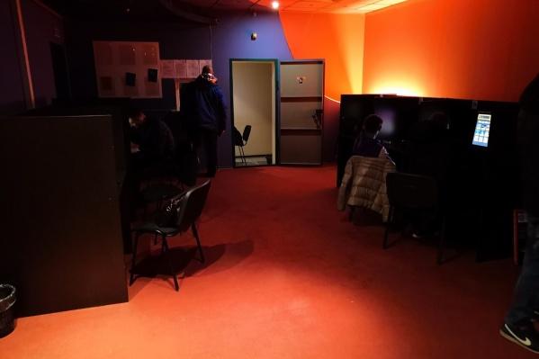 Посетители платили деньги за компьютерные игры