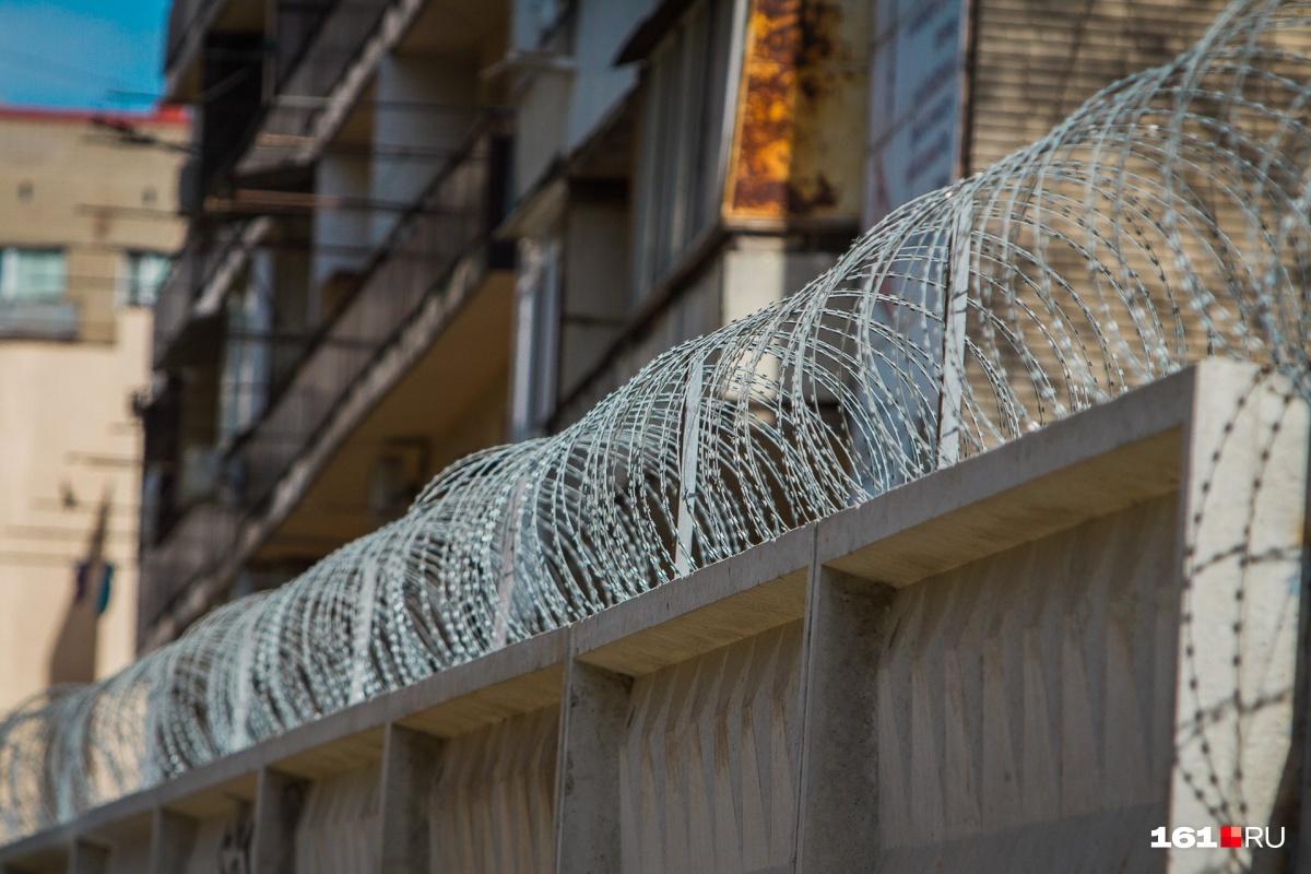 Злоумышленника задержали, ему грозит до 10 лет тюрьмы