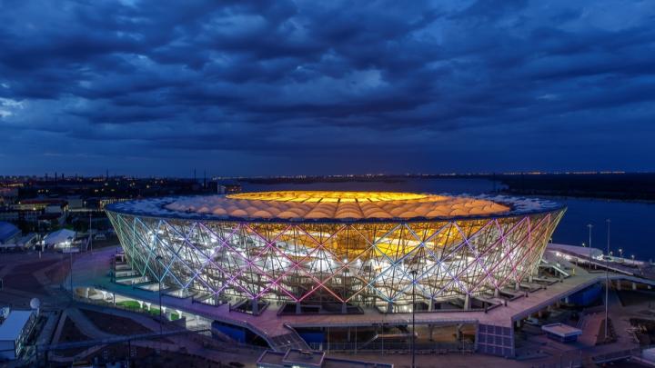 Стадион «Волгоград Арена» передали в собственность региона