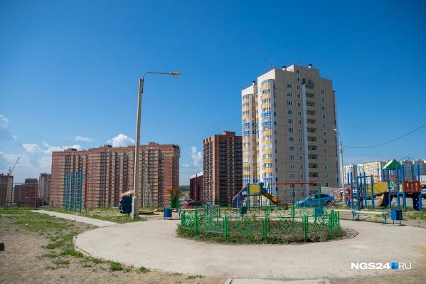 Дома в 3-м микрорайоне «Солнечного» строит компания «Альфа»