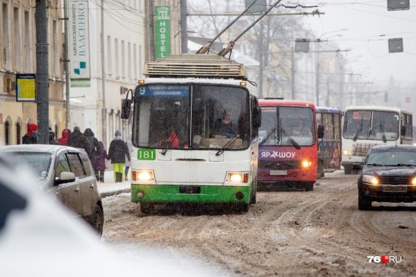 В Яргорэлектротрансе сказали, что не планируют убивать троллейбусы в Ярославле