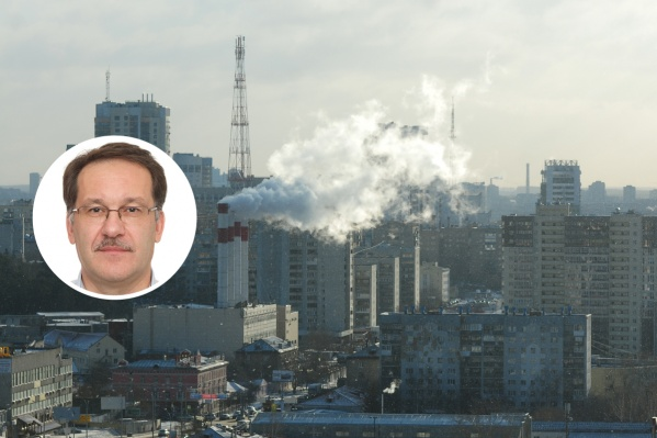 Энергетик остался недоволен схемой теплоснабжения